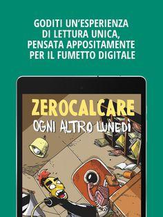 GEEK MIK: Verticomics, app mobile che ci offre un fumetto gratis al giorno!