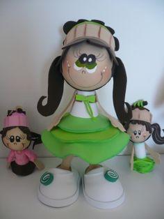 Mi Fofucha Cup Cake