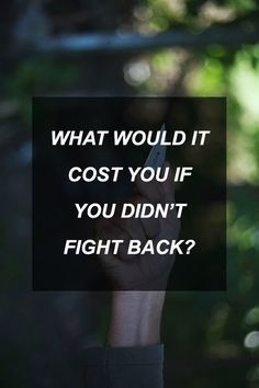 What Would It Cost You if You Didn't Fight Back? | Survival Shelf | Survivalist…