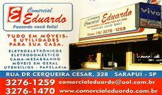 Comercial Eduardo Tudo em Móveis e Utilidades para Sua casa