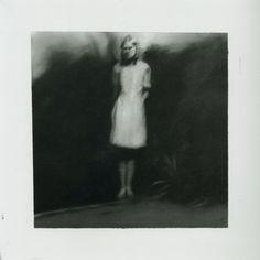 Gerhard Richter, Girl in the Garden, 1965