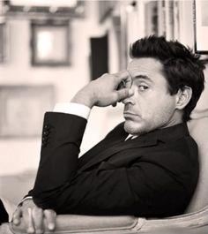 Robert Downey Jr. :)