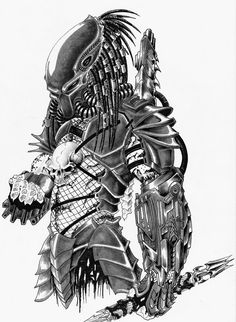 PREDATOR 4 by ~yacobucci on deviantART