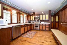1901 Prairie - Elmhurst, IL - (Frank Lloyd Wright) $1,100,000 - Old House Dreams