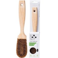 Clean up your cleaning act! This brush is the economical & environmentally friendly choice for dishes as well as cleaning surfaces and crevices in kitchens and bathrooms. A biodegradable and highly durable multipurpose cleaning brush that has been designed to bring sustainable style to your home, with the functionality to deliver a superior clean. #ecofriendly #plasticfree #aff