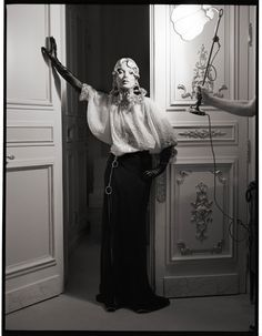 Kate Moss - Vogue by Tim Walker, April 2012