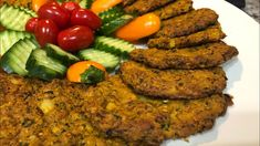 Middle Eastern Recipes, Arabic Food, Mediterranean Recipes, Plant Based Recipes, Meatloaf, Salmon Burgers, Sausage, Side Dishes, Good Food