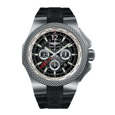 #Breitling #Bentley GMT Light Body Titanium #Watch