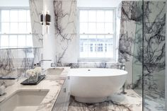 The LuxPad | Roselind Wilson Design beautifully transformed the interior architecture of this Eaton Muse North home in Belgravia. Discover how they carried out the project...