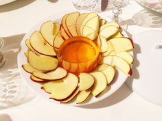 a Rosh HaShana round challot - simanim - figs and dates - new fruit -  parve kosher - holiday baking - new year dinner - Shana Tova to all of you my friends! Recipes and more on: www.whohatesbambi.compple with honey for a sweet year - rosh hashana