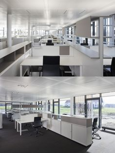 What a nice best cubicles! White and gray color look good! #cubicles