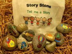 Tell me a Story from Story Stone
