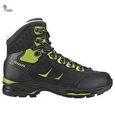 Camino LL Noir/Lime 8 - Chaussures lowa (*Partner-Link)