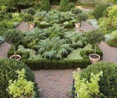 Serenity in the Garden: A Circular Vegetable Garden - An Edible Landscape