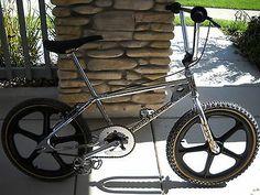 1983 Diamondback II Silver Streak Vintage Bmx Bikes, Bmx Bicycle, Silver, Money