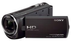 Sony HDR-CX220EB HD Flash Camcorder für 179 Euro