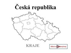 Česká republika KRAJE Klikni na správný kraj. Ppt, Czech Republic, Science, School, Schools, Science Comics