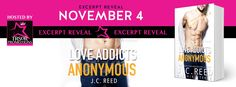 GypsyBelle: ❤Excerpt Reveal❤  Love Addicts Anonymous by JC Ree...