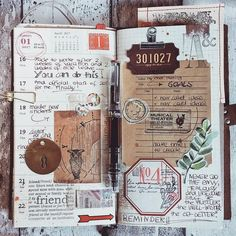 journal pages and scrapbook inspiration - ideas for travel journaling, art journaling, and scrapbooking. - journal pages and scrapbook inspiration - ideas for travel journaling, art journaling, and scrapbooking. Scrapbook Journal, Travel Scrapbook, Scrapbook Layouts, Scrapbooking Ideas, Travel Journal Pages, Junk Journal, Travel Journals, Creative Journal, Bullet Journal Inspiration