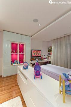 quarto infantil com fotos 360 graus