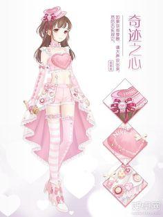 Pictures Of The Day [*-^] Anime Kawaii, Ecchi Girl, Hentai Pics… Anime Neko, Got Anime, Kawaii Anime Girl, I Love Anime, Anime Style, Manga Art, Anime Art, Cosplay, Character Art