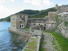 Castillo de San Felipe. El Ferrol. A Coruña