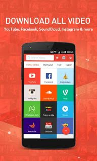 snaptube android app download from youtube