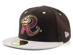 Wisconsin Timber Rattlers New Era MiLB 59FIFTY #NotABox  #UPSHappy