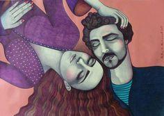 Rasha Adnan - Syrian Artist