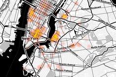 Interactive Graffiti Maps Offer Clues to New York's Street Art Hot Spots