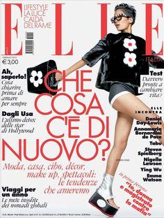 Vivien Ong for Elle Italia February 2013
