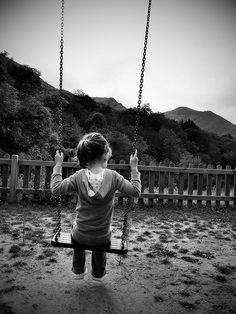Columpio - a glimpse back to childhood