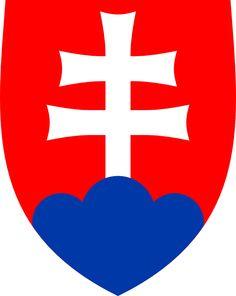 File:Coat of arms of Slovakia. Bohemian Girls, Bohemian Art, Crest Tattoo, Smile Wallpaper, European Holidays, Heart Of Europe, Bratislava, Free Vector Graphics, My Heritage