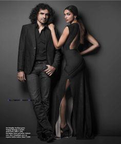 Deepika Padukone Amazing Pictures From Grazia India Magazine April 2016