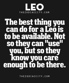 TheZodiacCity - Get Familiar With Your Zodiac Sign   Best Thing You Can Do For Leo   TheZodiacCity