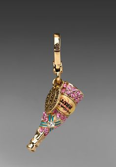 Juicy Couture Limited Edition Champagne Charm