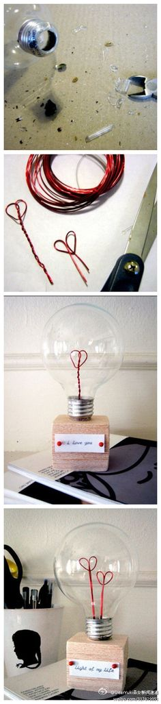 So cute. Wouldn't even have to be a heart. Will HAVE to try this.