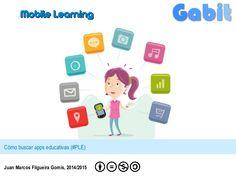 Cómo buscar apps educativas, iOS y Android.  #tablets #ipad #apps #educación #mlearning #planificar