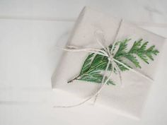 Image result for Nature holiday gift wrapping