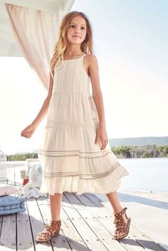 Buy Pink Maxi Dress (3-16yrs) from the Next UK online shop
