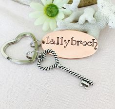 Lallybroch Keychain https://www.etsy.com/shop/Stampedjust4you?section_id=16575649