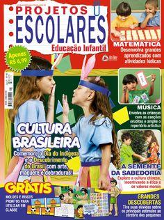 Revista Projetos Escolares Infantil - Ed.95