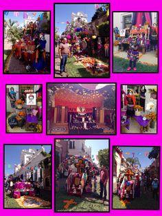 Tradiciones: Dia de muertos en Tlaquepaque!!!  01/11/14