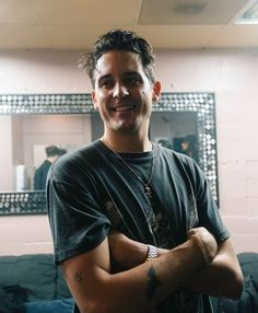 G Eazy Style, Daddy, Slick Hairstyles, Song Artists, American Rappers, Love My Husband, Halsey, Celebs, Celebrities
