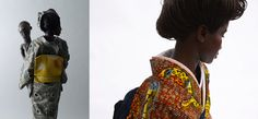 Wafrica's Kimonos Are A Fusion Of Japanese and West African Culture