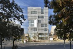 Gallery of White Office Building / BNS Studio - 1