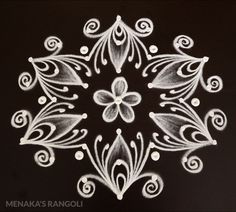 Latest Rangoli Design For Festivals Rangoli Designs Flower, Rangoli Border Designs, Colorful Rangoli Designs, Free Hand Rangoli Design, Small Rangoli Design, Indian Rangoli, Kolam Rangoli, Rangoli With Dots, Simple Rangoli
