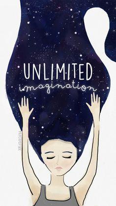 Unlimited imagination