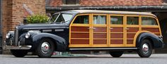 Woody Limo