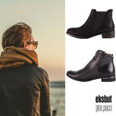 3d31f7f88d2a6 Jesienny klasyk - sztyblety. #eksbut #buty #shoes #autumn #jesień #women  #kobieta #glamorous #trendy #moda #fashion #style #shopping